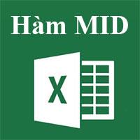 Học MS Excel 2013 bài 33: Hàm MID