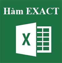 Học MS Excel 2013 bài 34: Hàm EXACT