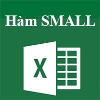 Học MS Excel 2013 bài 35: Hàm SMALL