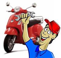 Cách tự thay săm xe máy đơn giản