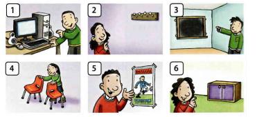Bài tập ngữ pháp Tiếng Anh lớp 4 sách Family and Friends 4