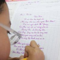 Phương pháp luyện viết chữ đẹp - Phần 2