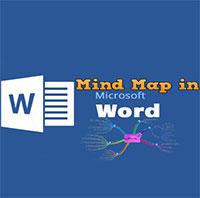 Cách vẽ sơ đồ tư duy trong Word