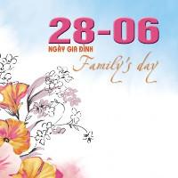 Lời chúc ngày gia đình việt nam 28 6