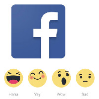 Cách đăng Status Facebook bằng Sticker