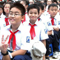 Đề ôn tập hè môn Tiếng Anh lớp 8 lên lớp 9