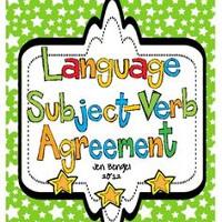 Bài tập ngữ pháp tiếng Anh: Sự hòa hợp giữa chủ ngữ và động từ - Đề số 2