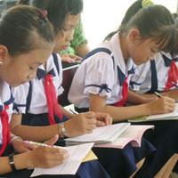 Bài tập Tiếng Anh lớp 5 Unit 3, Chương trình bộ GD - ĐT