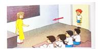 Bài tập Tiếng Anh lớp 3 Unit 6 Stand up!