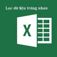 Hướng dẫn lọc dữ liệu trùng nhau trong Excel