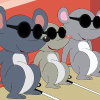 Bé học Tiếng Anh qua bài hát: Three blind mice