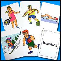 Flashcard học từ mới: Các môn thể thao