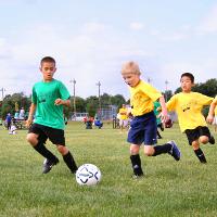 Bài tập Tiếng Anh trẻ em: Sports