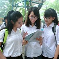 Phổ điểm của thí sinh thi THPT Quốc gia năm 2016