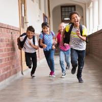 Flashcard học từ vựng cho bé: Chủ đề trường học
