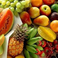 Các loại trái cây trong tiếng Anh