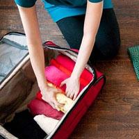 Mẹo nén cả núi đồ vào vali khi đi du lịch