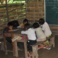 Đơn đề nghị hỗ trợ học sinh THCS, THPT học bán trú đặc biệt khó khăn