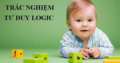 Trắc nghiệm tư duy logic
