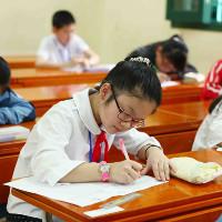 Đề kiểm tra 15 phút môn Toán lớp 6 - Lũy thừa với số mũ tự nhiên