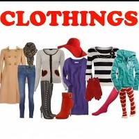 Flashcard học từ vựng: Chủ đề trang phục