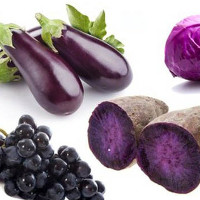 Công dụng tuyệt vời của những thực phẩm màu tím