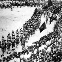 Những hình ảnh lịch sử về Cách mạng Tháng Tám 1945