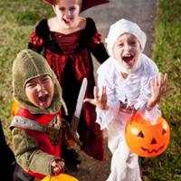 Các trò vui ngày Halloween giúp trẻ vừa chơi vừa học