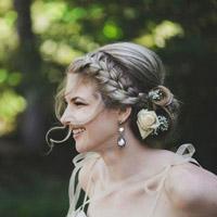 Những mẫu tóc tết tuyệt đẹp cho cô dâu dịu dàng