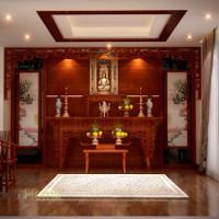 Cách đặt bàn thờ trong nhà hợp phong thủy
