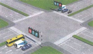 Đề thi bằng lái xe A1 - Đề số 2