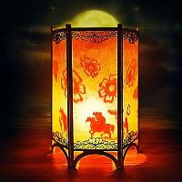 Ý nghĩa của đèn kéo quân Tết Trung thu