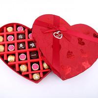 Cách làm hộp quà hình trái tim tặng bạn gái ngày 20-10