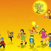 Những trò chơi trẻ em trong dịp tết Trung thu xưa