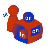 Bài tập về giới từ at, in, on trong Tiếng Anh