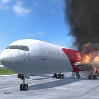 Kỹ năng thoát hiểm khi máy bay bốc cháy