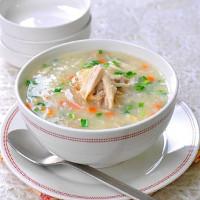 Hướng dẫn cách nấu cháo gà thơm ngon, bổ dưỡng
