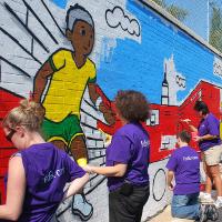 Bài tập Tiếng Anh lớp 7 Chương trình mới Unit 3: Community service