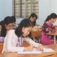 Đề thi giáo viên giỏi môn Hóa học cấp THPT trường THPT Thuận Thành 1, Bắc Ninh năm học 2014 -  2015
