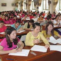 Đề thi giáo viên giỏi môn Sinh học cấp THPT trường THPT Thuận Thành 1, Bắc Ninh năm học 2014 -  2015