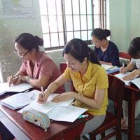 Đề thi giáo viên giỏi môn Vật lý cấp THPT trường THPT Thuận Thành 1, Bắc Ninh năm học 2014 -  2015