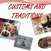 Bài tập Tiếng Anh lớp 8 Chương trình mới Unit 4: Our customs and traditions