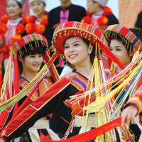 Tiếng Anh lớp 8 Chương trình mới Unit 3: Peoples of Vietnam