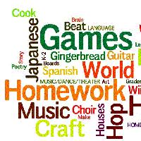 Bộ bài tập trắc nghiệm Tiếng Anh lớp 6 Unit 5: Things I do