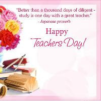 Bài thơ Tiếng Anh tri ân thầy cô: The Teacher