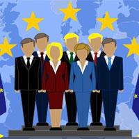 Câu hỏi trắc nghiệm và bài tập Địa lý lớp 11: EU - Liên minh khu vực lớn trên thế giới