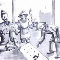 """Phân tích nhân vật Huấn Cao trong tác phẩm """"Chữ người tử tù"""" của Nguyễn Tuân - bài mẫu 1"""