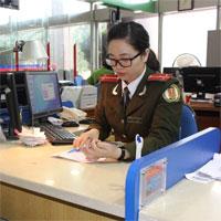Mẫu tờ khai cấp giấy thông hành xuất nhập cảnh