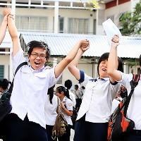 Đề thi học kỳ 1 môn Tiếng Anh lớp 6 trường THCS Mỹ Hưng, Hà Nội năm học 2016 - 2017 có đáp án