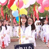 Đề thi học kì 1 môn Toán lớp 11 trường THPT Lý Thái Tổ, Bắc Ninh năm học 2016 - 2017